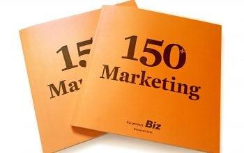 Revista Biz lansează eBook-ul 150 Marketing