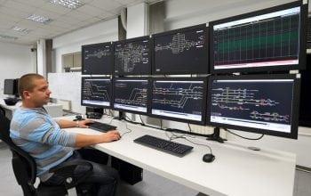 Management automatizat al rutelor trenurilor la Arad