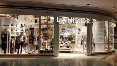 Primul magazin LANIDOR din România, investiție de 200.000 de euro