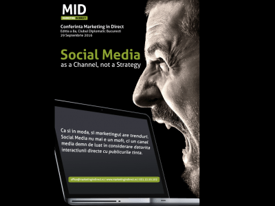 Marketing in Direct – Social Media as a channel, not a strategy