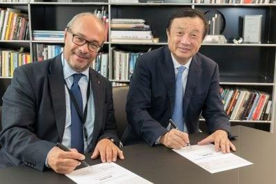 Leica Camera și Huawei au deschis un centru de cercetare