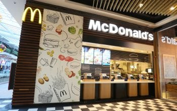 McDonald's a deschis al 68-lea restaurant