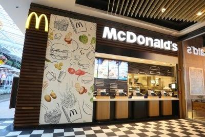 McDonald's a deschis al 68-lea restaurant