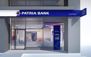 Patria Bank lansează tranzacționarea prin semnătură biometrică