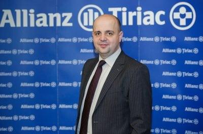 Virgil Şoncutean, noul CEO al Allianz-Ţiriac Asigurări