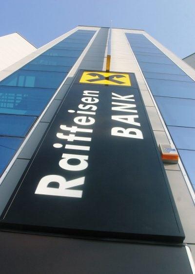 Raiffeisen – creștere a finanțărilor pentru companii