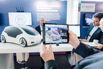 GE și Bosch, acord pentru dezvoltarea IoT