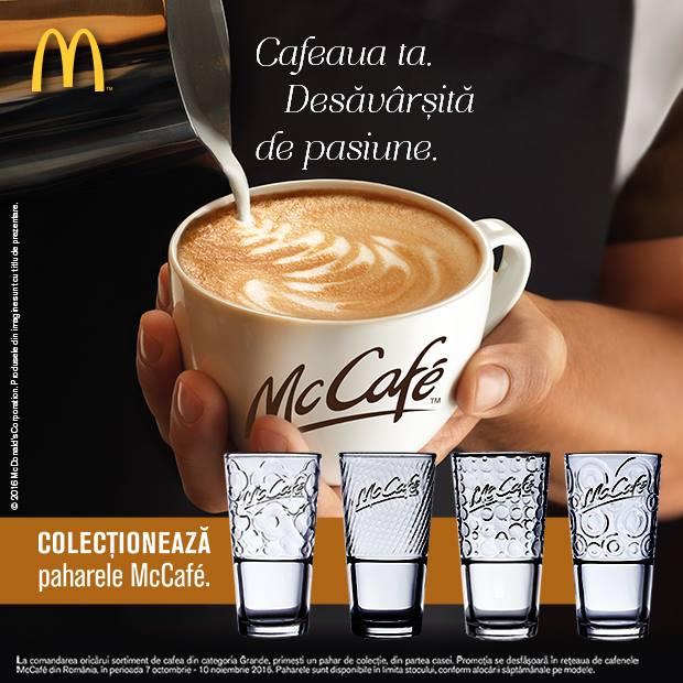 McCafe paharele