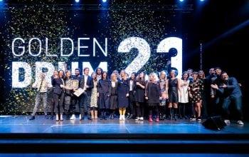 McCann Worldgroup, rețeaua anului la Golden Drum