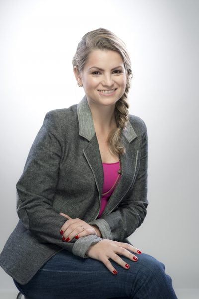 Elisabeta Moraru – Country Manager Google Romania