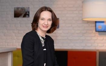 Liudmila  Climoc – CEO Orange România