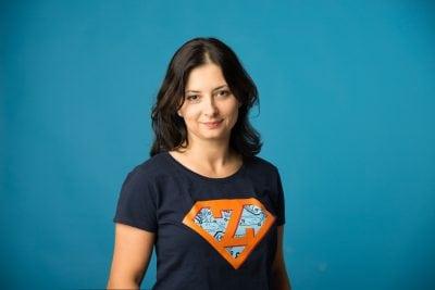 Simona Lăpușan – COO & Founding Partner, Zitec