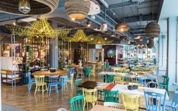 Conceptul de street food, într-un nou restaurant Stradale