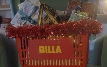 Noua campanie Billa răsplătește generozitatea