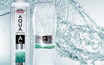 Aqua Carpatica, niciun compromis privind puritatea