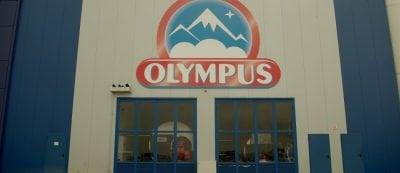 Olympus extinde Fabrica de Lapte de la Hălchiu