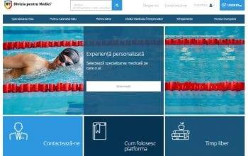 Platformă online dedicată medicilor întreprinzători
