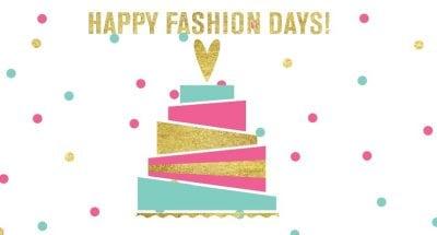 Reduceri de până la 70% la aniversarea Fashion Days