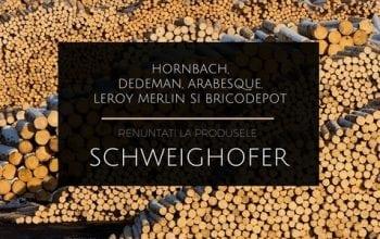 Hornbach România renunță la Schweighofer