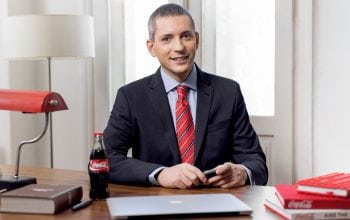 Petre Șandru, noul Contry Manager al Coca-Cola Irlanda