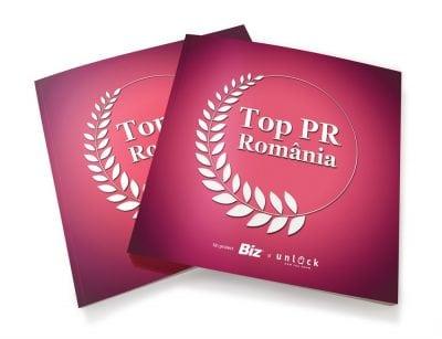 Top PR România 2016