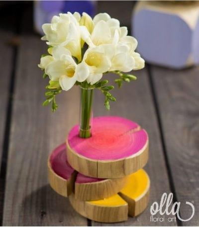 aranjament-floral-pe-suport-de-lemn