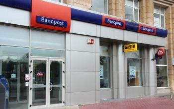 Bancpost – profit de 31,4 mil. Lei, la nouă luni
