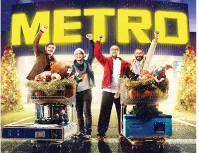 Campanie Metro, sub semnătura Tempo