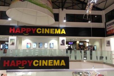 HAPPYCINEMA, lanțul de multiplexuri, se lansează și în București