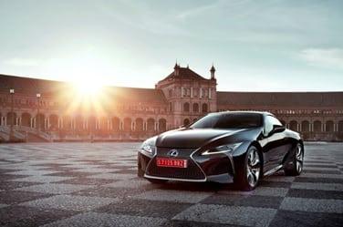 "Noul Lexus, ""încălțat"" cu Bridgestone Run-Flat"