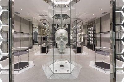 Se deschide magazinul PHILIPP PLEIN în Bucureşti