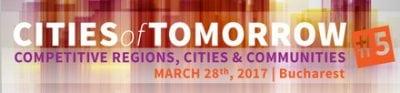 Cities of Tomorrow #5: Regiuni, orașe & comunități competitive