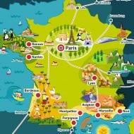 Circuit Pe Coasta De Azur In Săptămana Franceză De La Lidl