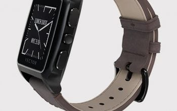 Vector Watch intră în portofoliul Fitbit