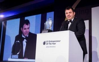 Cristian Covaciu, Antreprenorul anului 2016