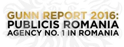 Publicis, agenţia nr. 1 în România în The Gunn Report