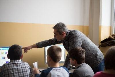Club de programare pentru elevi