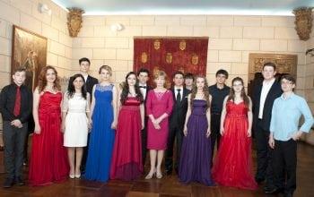 36 de tineri artiști vor fi sprijiniți prin bursele Tinere Talente