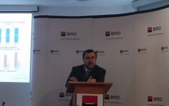 BRD si-a majorat profitul cu 63%, la 763 milioane lei