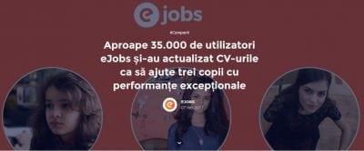 34.700 de persoane și-au actualizat CV-ul pentru educația copiilor