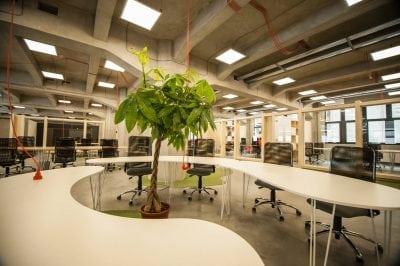 Lansarea primului hub dedicat industriilor creative