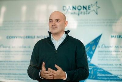 Adrian Pascu numit vicepreședinte comercial Danone Rusia