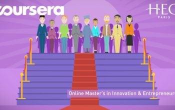 Primul masterat online în domeniul inovației și al antreprenoriatului