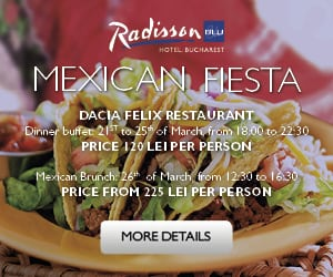Mexican Fiesta - Radisson BLU