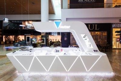 Concept store Vetter de 70.000 de euro în Băneasa