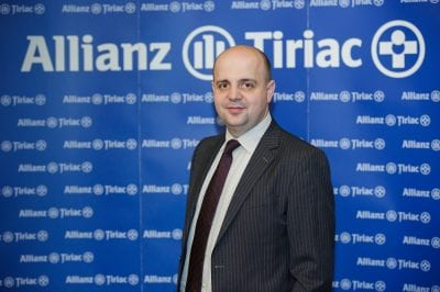 Allianz-Ţiriac, avans de 16% a primelor brute subscrise