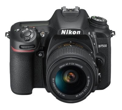 Nikon D7500 – Agilitate și performanță