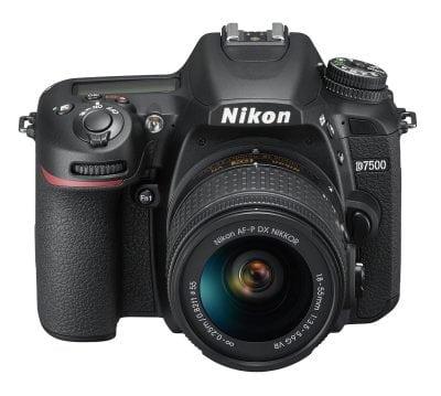 Nikon D7500 – Agilitate și performanță