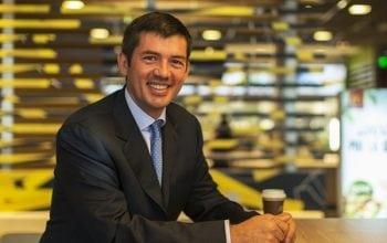 Daniel Boaje, Managing Director, Premier Restaurants România