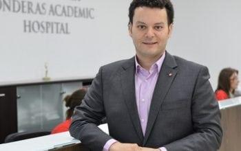 Fady Chreih, CEO, Regina Maria